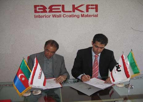 ce6672963f امضای قرارداد نمایندگی با کشور باکو   بلکا،پوشش سلولزی،جایگزین رنگ،کاغذ  دیواری   بلکا،پوشش سلولزی،جایگزین رنگ،کاغذ دیواری